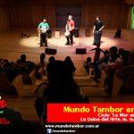 Mundo Tambor, en vivo en la Usina del Arte