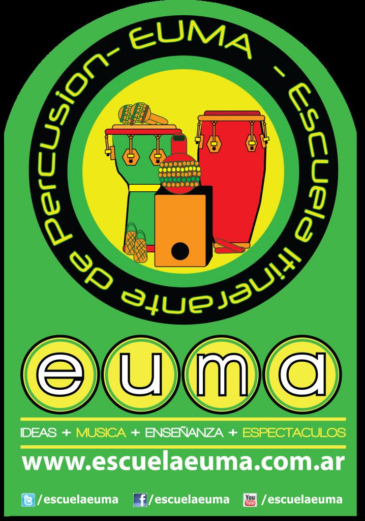 Escuela Urbana de Musica & Artes logo