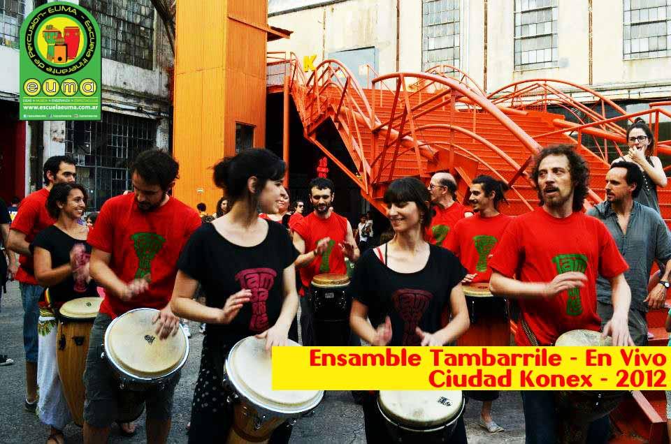 Ensamble de Percusión Latina EUMA